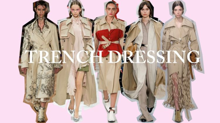 trench dressing
